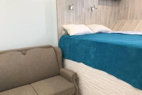 Сдается 1-комнатная квартира посуточно в Алуште, ул.Перекопская  4в.