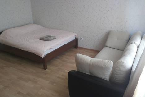 Сдается 1-комнатная квартира посуточнов Железнодорожном, ул. Маяковского, 24.