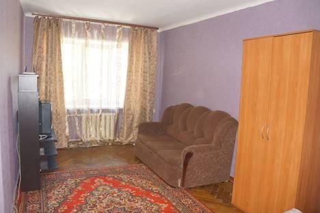 Сдается 1-комнатная квартира посуточно, улица Кольцовская, 44.
