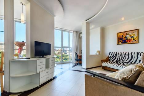 Сдается 2-комнатная квартира посуточно в Ростове-на-Дону, улица Лермонтовская, 48.