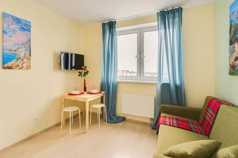 Сдается 1-комнатная квартира посуточнов Балашихе, улица Некрасова 11б.