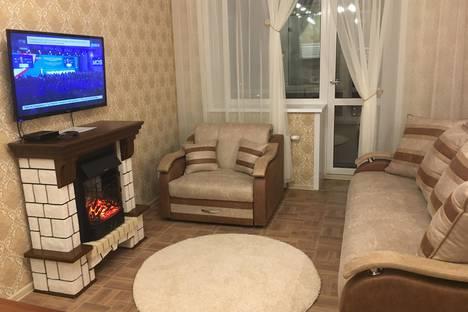 Сдается 1-комнатная квартира посуточно в Барнауле, Интернациональная улица, 101.