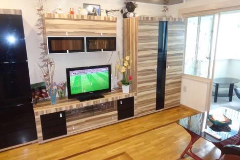 Сдается 1-комнатная квартира посуточно в Сочи, ул. Чайковского, 17.