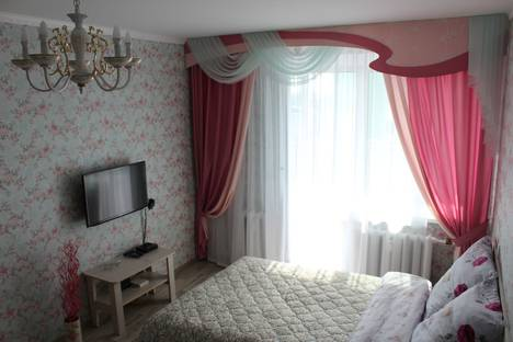 Сдается 1-комнатная квартира посуточно в Вологде, улица Лаврова, 9.