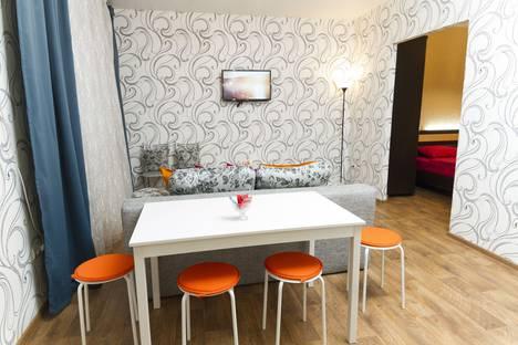 Сдается 1-комнатная квартира посуточнов Щёкине, проспект Ленина, 112.