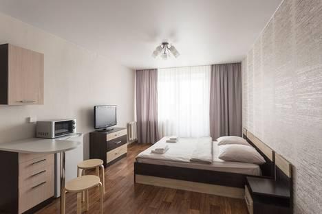 Сдается 1-комнатная квартира посуточно в Вологде, улица Окружное шоссе, 24А.