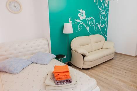 Сдается 1-комнатная квартира посуточно в Обнинске, улица Курчатова, 27/2.