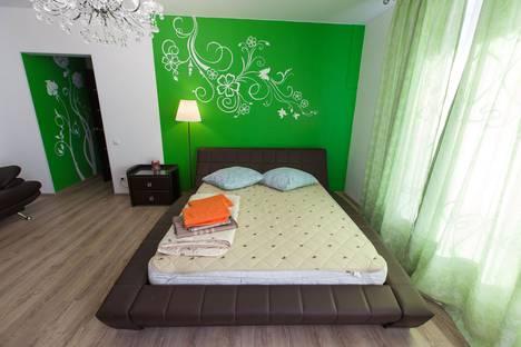 Сдается 2-комнатная квартира посуточно в Обнинске, улица Курчатова, 27/2.
