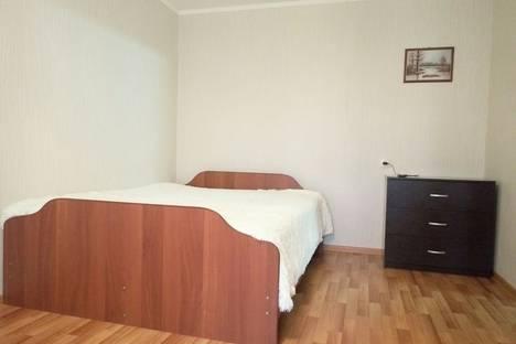 Сдается 1-комнатная квартира посуточно, улица Четаева, 11.