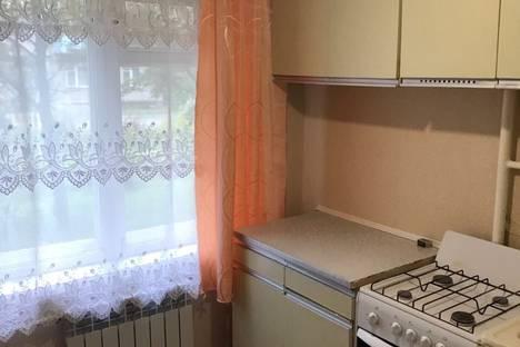 Сдается 4-комнатная квартира посуточно в Туле, Хомяковская 25.