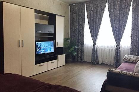Сдается 1-комнатная квартира посуточно в Брянске, ул. Красноармейская, 41.