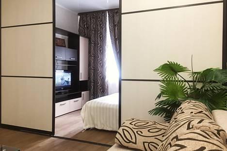 Сдается 1-комнатная квартира посуточно, ул. Красноармейская, 41.
