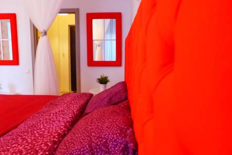 Сдается 1-комнатная квартира посуточно в Белгороде, улица Вокзальная 26а.