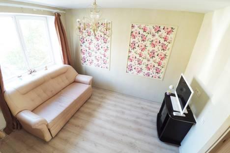 Сдается 3-комнатная квартира посуточно в Петрозаводске, Речная улица 13.