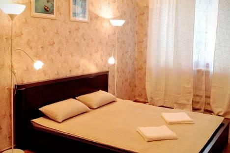 Сдается 2-комнатная квартира посуточно в Москве, Красного маяка 4к1.