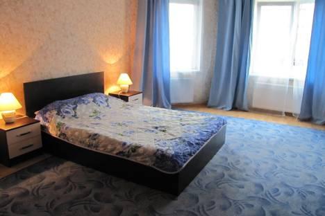 Сдается 1-комнатная квартира посуточно в Пушкине, Госпитальный переулок 19 корп 1.
