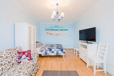 Сдается 1-комнатная квартира посуточно в Санкт-Петербурге, проспект Энгельса д.138 корп.2.