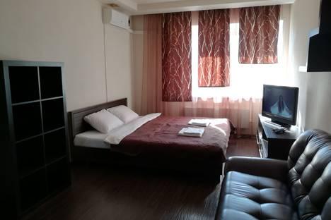 Сдается 1-комнатная квартира посуточнов Новосибирске, Стартовая улица, 3.