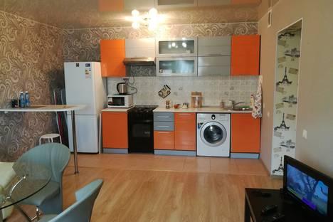 Сдается 1-комнатная квартира посуточно в Новосибирске, новосибирск Горский микрорайон 63/1.