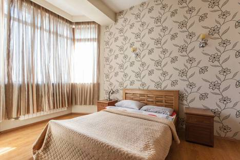 Сдается 2-комнатная квартира посуточно в Тбилиси, Georgia,10 Soliko Virsaladze Street.