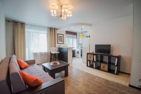 Сдается 2-комнатная квартира посуточно в Иванове, улица Кузнецова, 57.