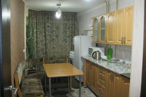 Сдается 1-комнатная квартира посуточно в Бишкеке, Бишкек.