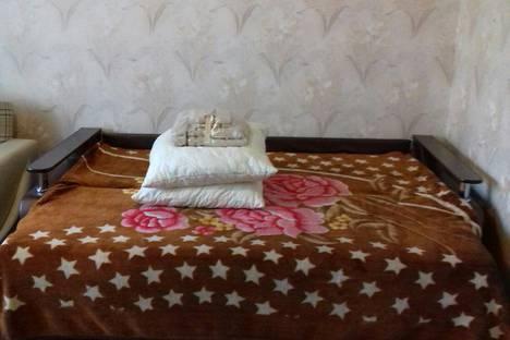 Сдается 1-комнатная квартира посуточно в Красноярске, улица Светлогорская 27.