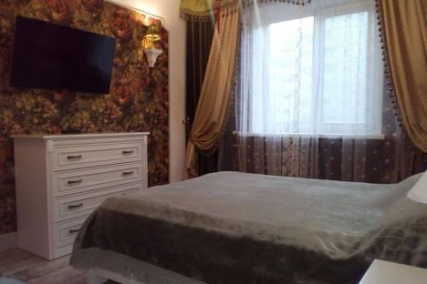 Сдается 2-комнатная квартира посуточно в Белгороде, улица Буденного, 11.