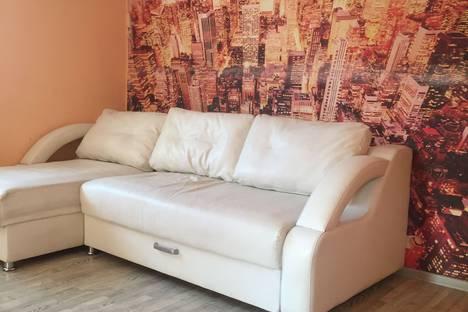 Сдается 1-комнатная квартира посуточно в Иркутске, Баррикад 141.