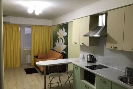 Сдается 1-комнатная квартира посуточнов Гагре, Урожайная 71.
