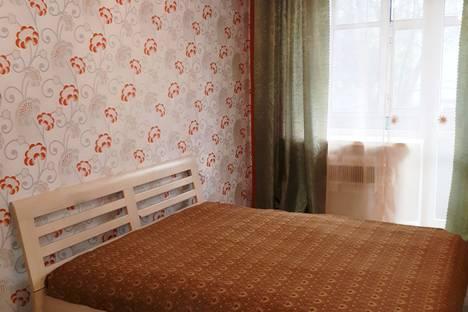 Сдается 1-комнатная квартира посуточно в Калининграде, улица Ленинградская, 36.