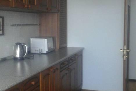 Сдается 3-комнатная квартира посуточно в Баку, Bakı, Üzeyir Hacıbəyov, 123.
