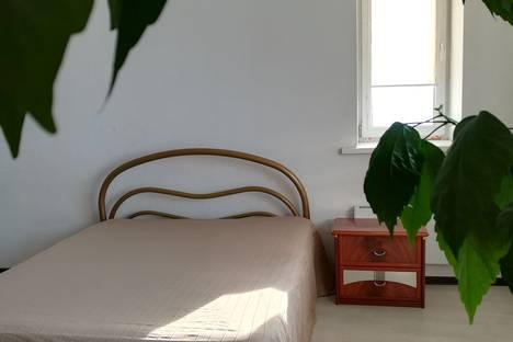 Сдается 1-комнатная квартира посуточно в Новосибирске, проспект Карла Маркса, 11.