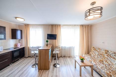 Сдается 1-комнатная квартира посуточно во Владивостоке, Океанский проспект, 105.
