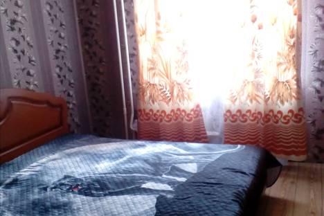 Сдается 3-комнатная квартира посуточно в Миассе, ул. Уральская, 1а.