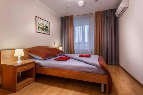 Сдается 2-комнатная квартира посуточно в Москве, переулок Докучаев, 2.