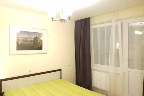 Сдается 2-комнатная квартира посуточно в Кирове, Московская улица,121к1.