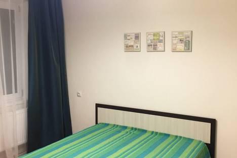 Сдается 2-комнатная квартира посуточно в Кирове, Московская ,121к1.