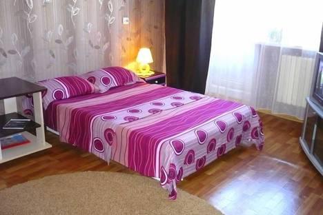 Сдается 1-комнатная квартира посуточно в Челябинске, проспект Ленина, 66.