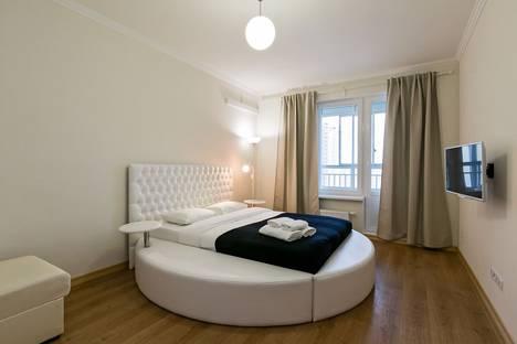 Сдается 1-комнатная квартира посуточно в Москве, Митинская 28к4.
