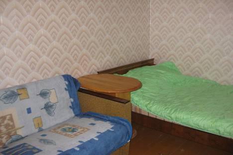 Сдается 2-комнатная квартира посуточнов Кировске, Олимпийская улица 75-73.