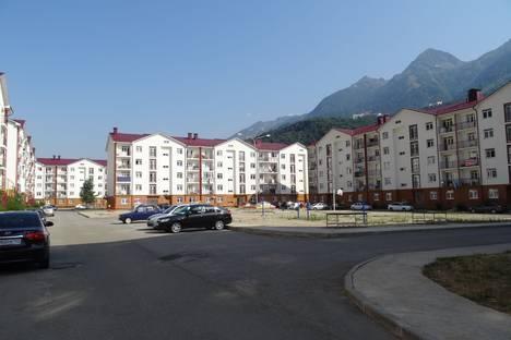 Сдается 1-комнатная квартира посуточнов Красной Поляне, Эсто-Садок, Эстонская улица, 37.