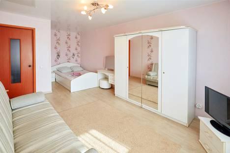 Сдается 1-комнатная квартира посуточно в Кургане, Гоголя 133.
