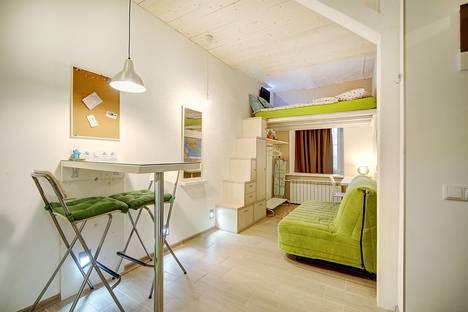 Сдается 1-комнатная квартира посуточно в Санкт-Петербурге, Плуталова улица, 20.