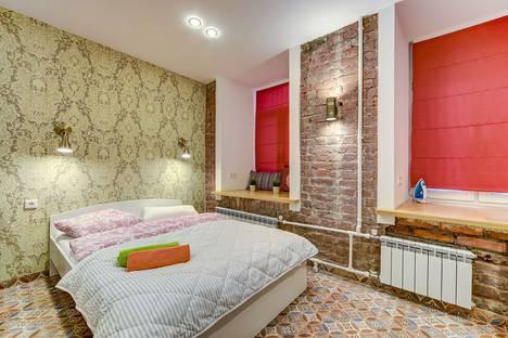 Сдается 1-комнатная квартира посуточно, Кирочная улица 32-34.