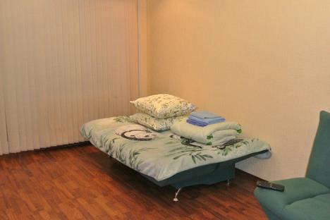 Сдается 1-комнатная квартира посуточнов Воркуте, бульвар Пищевиков дом 23.