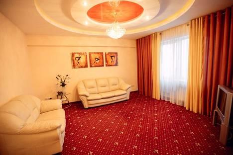 Сдается 2-комнатная квартира посуточно в Кишиневе, Новостройка, улица Богдан Воевод 7.