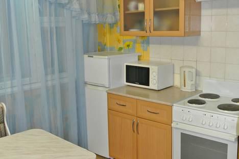 Сдается 1-комнатная квартира посуточнов Воркуте, улица Димитрова 15/1.