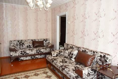 Сдается 1-комнатная квартира посуточнов Абзаково, улица Алексеева, д.43.