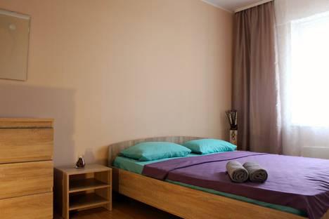 Сдается 2-комнатная квартира посуточнов Петрозаводске, ул. Варламова, 35.